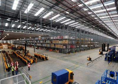 The Range Distribution Centre, Bristol