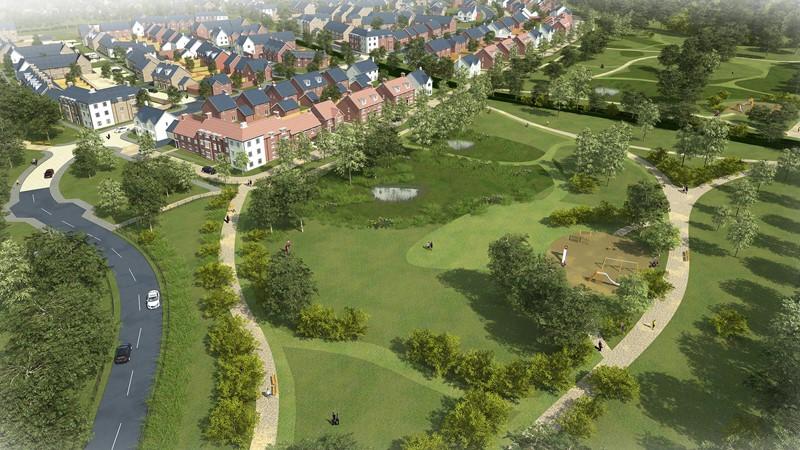 North Stoneham Park, Southampton