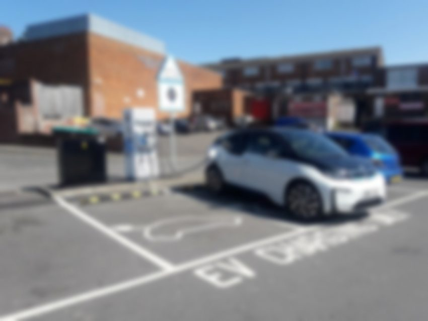 Charge Points Wellington Way, Waterlooville