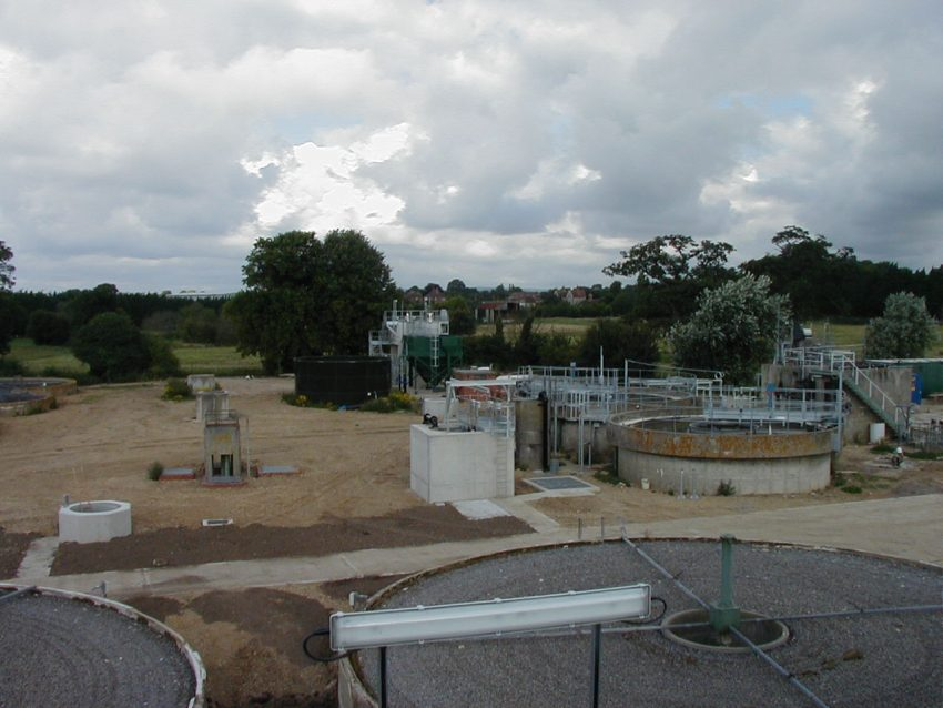 Tangmere Waste Water Treatment Plant, Tangmere