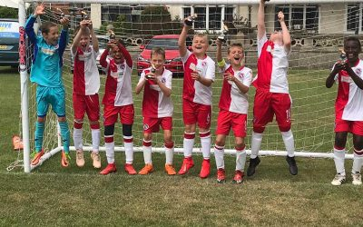 Poole Town under 11's Football team