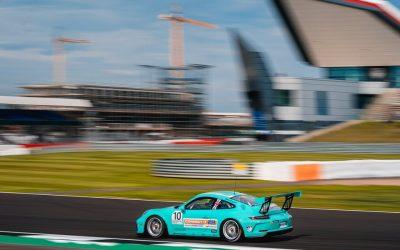 Porsche Carrera Cup GB Silverstone Circuit