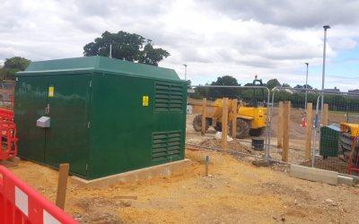 Work continues for multi-utility solution at Stoneham Park Academy